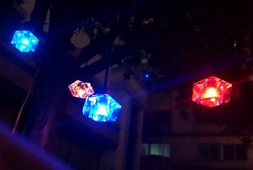 led网红钻石灯