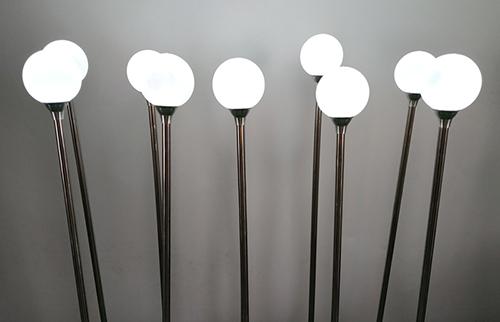 LED白色亚克力磨砂圆球灯