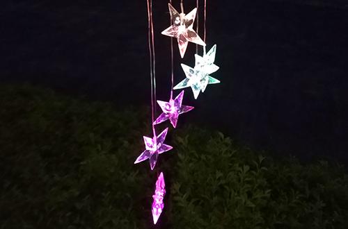LED风铃星星灯