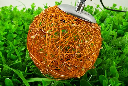LED铝丝吊球