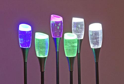 LED水杯内凹亚克力棒