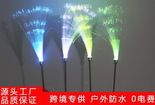 太阳能光纤灯