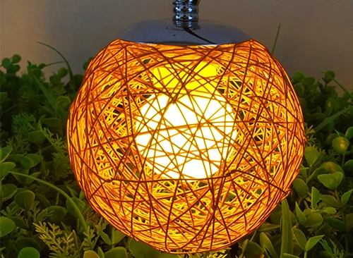 led球中球挂树灯