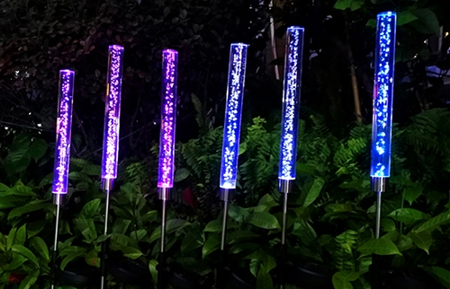 LED太阳能气泡棒