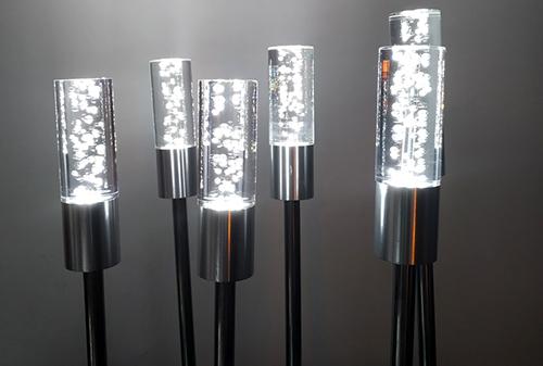 浙江LED 5x10cm气泡棒芦苇灯