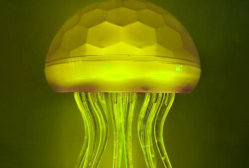 LED塑料仿真水母吊灯
