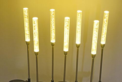 广东2X15太阳能平头气泡棒