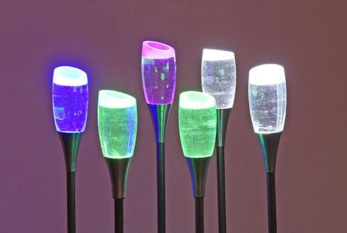 中山LED水杯内凹亚克力棒